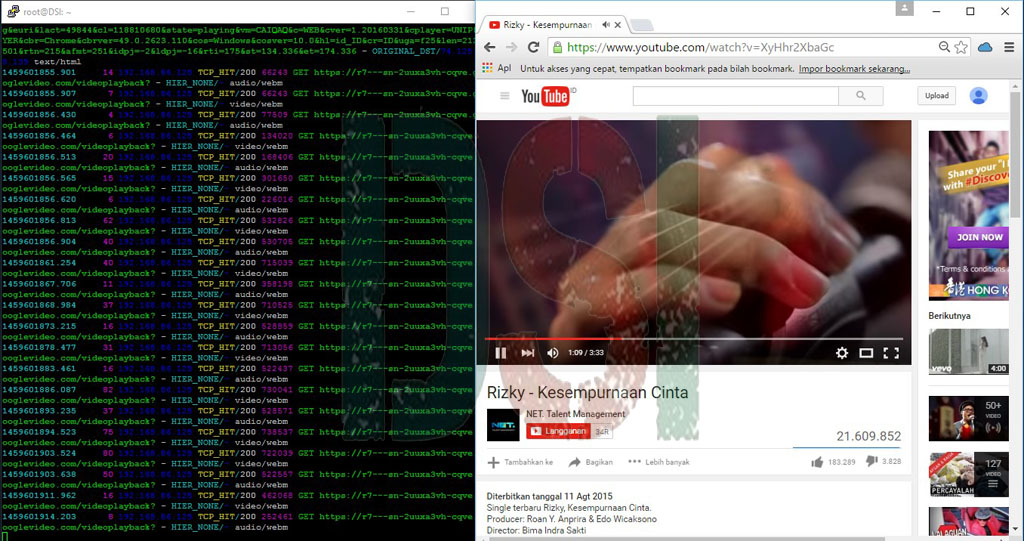 cache youtube html5