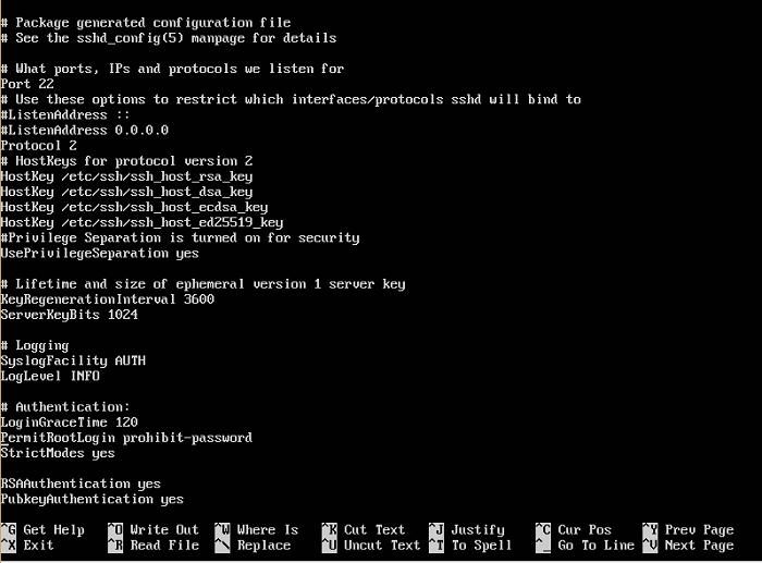 Konfigurasi Ubuntu Server
