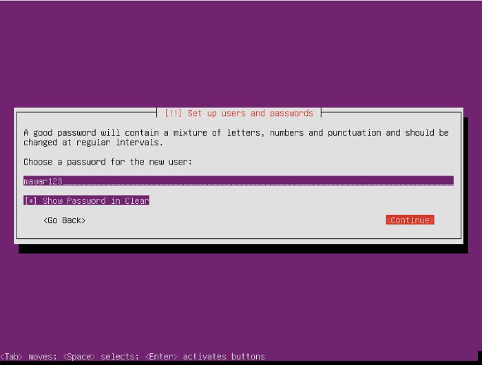 instalasi ubuntu server 16-04-21