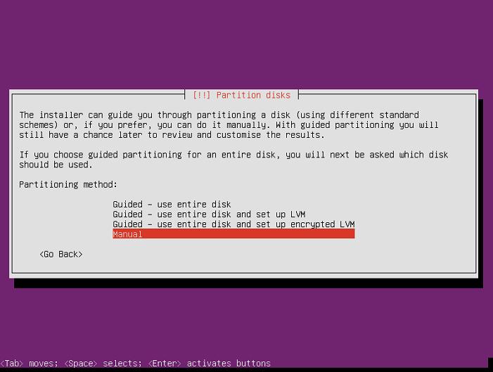 instalasi ubuntu server 16-04-25