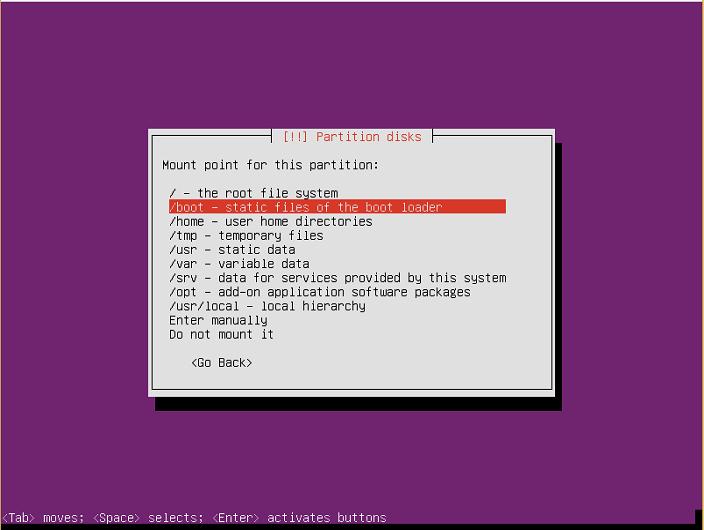 instalasi ubuntu server 16-04-35