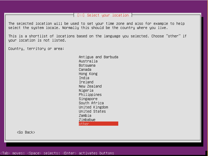 instalasi ubuntu server 16-04-4