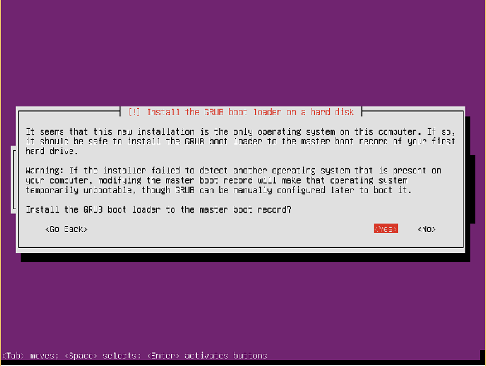 instalasi ubuntu server 16-04-64